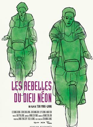 Bande-annonce Les Rebelles du dieu neon