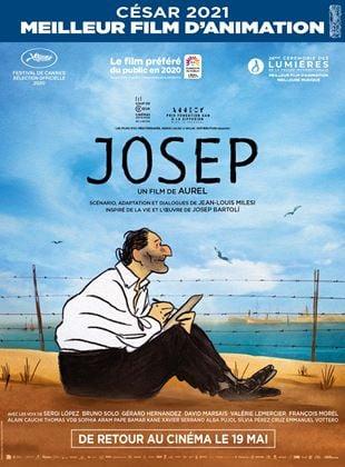 Bande-annonce Josep