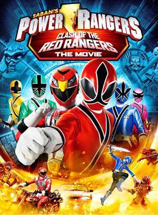 Power Rangers Samuraï : Le choc des Rangers Rouges