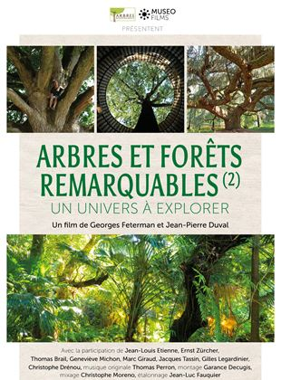 Bande-annonce Arbres et forêts Remarquables, un univers à explorer