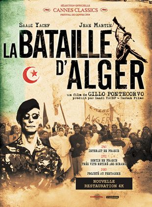 Bande-annonce La Bataille d'Alger