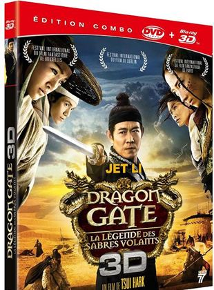 Bande-annonce Dragon Gate, la légende des sabres volants