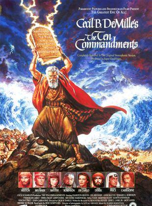 Bande-annonce Les Dix commandements