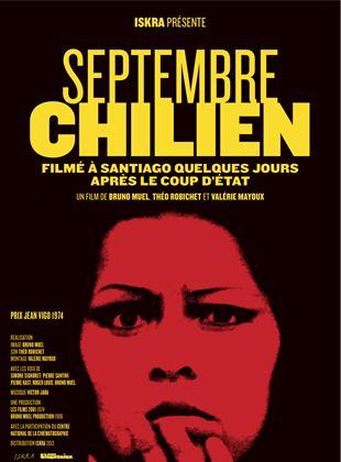 Bande-annonce Septembre chilien