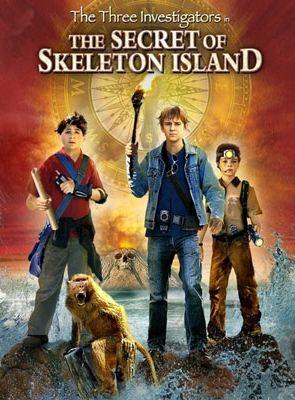 Les trois jeunes détectives : le secret de l'île aux fantômes