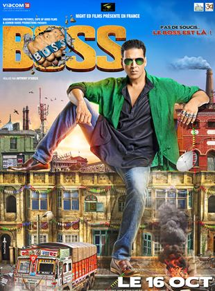 Bande-annonce Boss