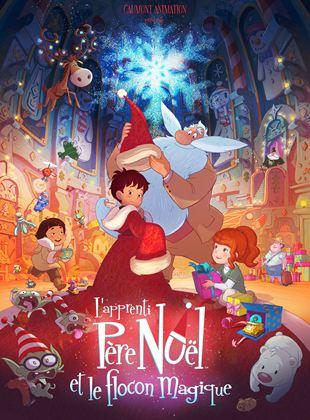 LApprenti Père Noël et le flocon magique