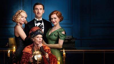 L'Esprit s'amuse sur Canal+ : c'est quoi cette comédie fantastique avec Judi Dench et Dan Stevens ?