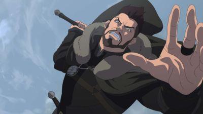 The Witcher le cauchemar du loup sur Netflix : que vaut l'animé centré sur le mentor de Geralt de Riv ?