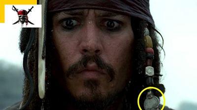 Pirates des Caraïbes : 13 détails cachés dans le film Disney avec Johnny Depp