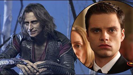 """Sebastian Stan devient le Chapelier fou pour """"Once Upon A Time"""" [MAJ]"""