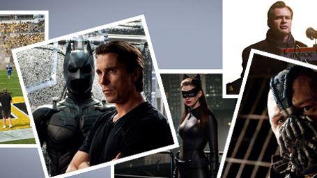 """The Dark Knight Rises"" côté coulisses !"