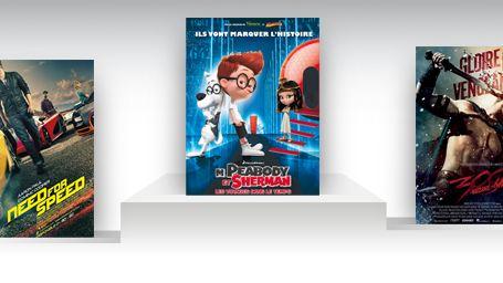 Box-office US : M. Peabody et Sherman prennent la tête