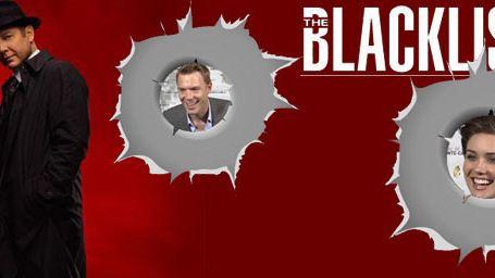 """Megan Boone et Diego Klattenhoff sont sur la """"Blacklist"""" de TF1 [INTERVIEW]"""