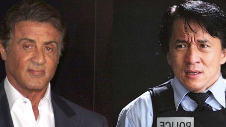 Sylvester Stallone et Jackie Chan réunis dans un film de guerre