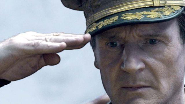 Extrait Memories of War : Liam Neeson en général MacArthur durant la Guerre de Corée