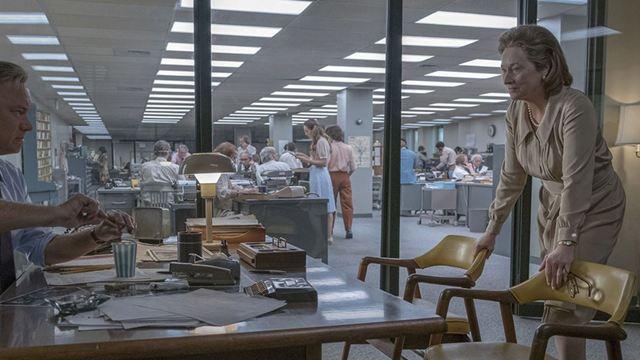 Sorties cinéma : Steven Spielberg démarre en tête avec Pentagon Papers