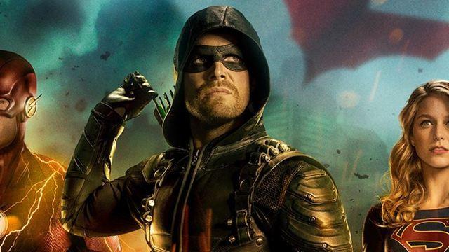 Arrow: un poster et un titre prochain le épisode cross-over avec Flash et Supergirl