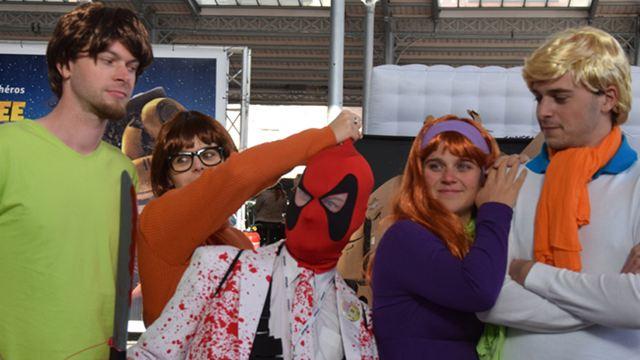 Les meilleurs cosplays et photos du Comic Con Paris 2018