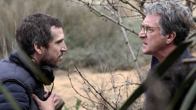 Nous finirons ensemble : le tournage épique de la scène en parachute raconté par Guillaume Canet