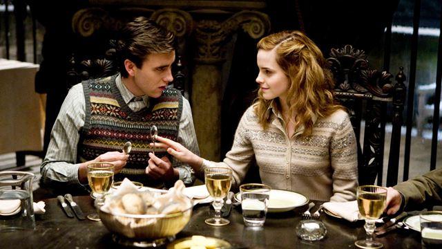 Harry Potter : les retrouvailles de Hermione, Neville et Ginny