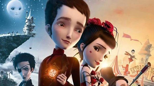 Jack et la mécanique du cœur (Netflix) : un film d'animation inspiré par un livre et un album