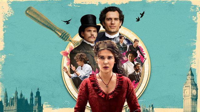 Enola Holmes sur Netflix : de quels romans s'inspire le film avec Millie Bobby Brown ?