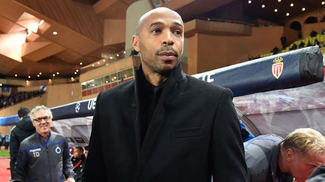 Thierry Henry prépare une série sur les coulisses du foot avec le créateur d'Entourage