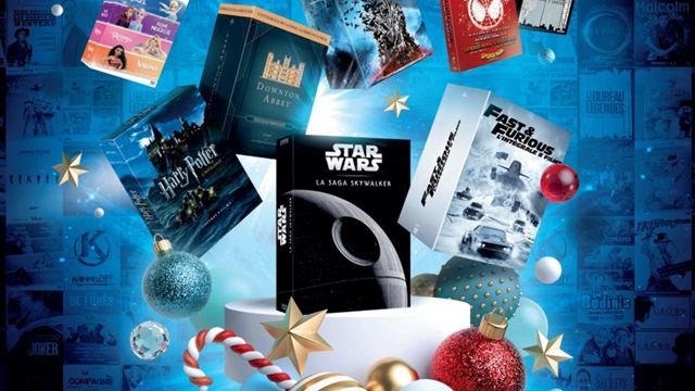 Noël 2020 : les meilleurs coffrets DVD et Blu-Ray à (vous) offrir (l'intégrale James Bond, Retour vers le futur, Joker, Kaamelott…)