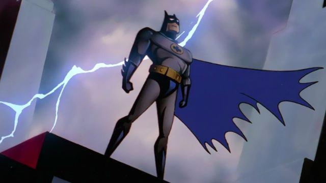 Batman: une suite pour la série animée culte de 1992?