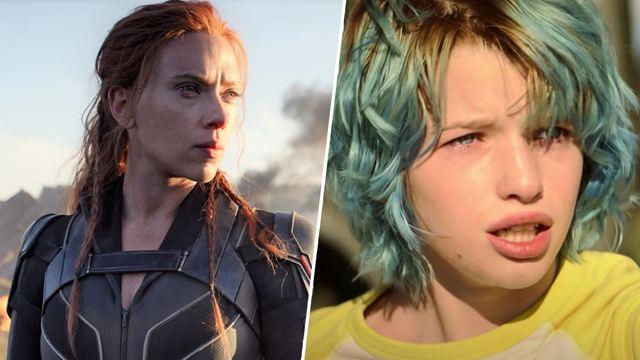Black Widow : quelle fille d'une célèbre actrice incarne Scarlett Johansson jeune ?