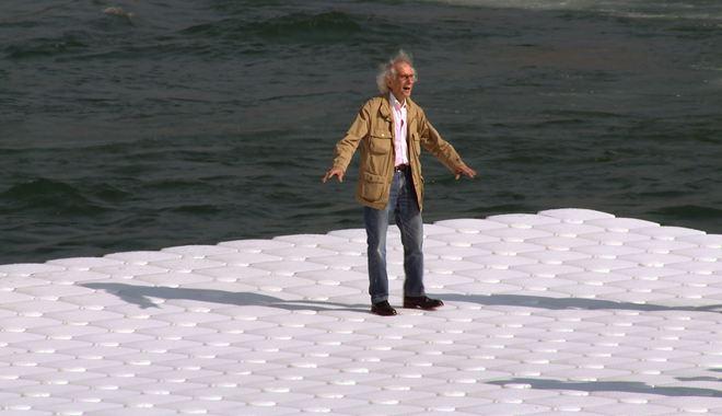 Photo du film Christo : Marcher sur l'eau