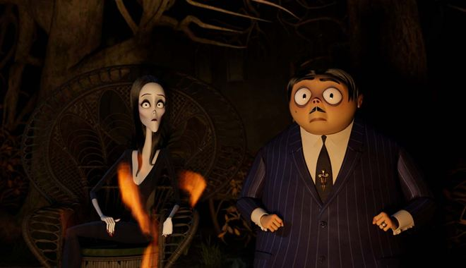 Photo du film La Famille Addams 2 : une virée d'enfer