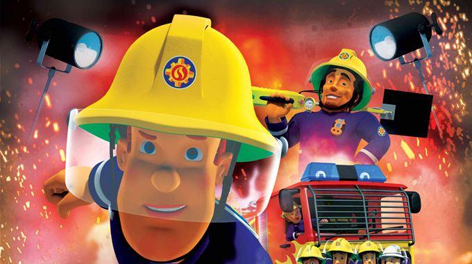 Photo du film Sam le Pompier - Les Feux de la rampe