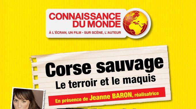 Photo du film CORSE SAUVAGE, Les falaises et le maquis