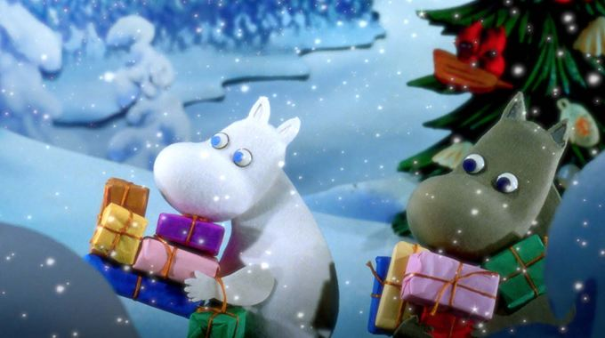 Photo du film Les Moomins attendent Noël