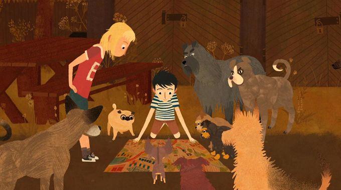 Photo du film Jacob et les chiens qui parlent
