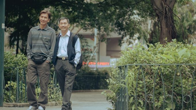 Photo du film Un printemps à Hong-Kong