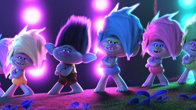 Photo du film Les Trolls 2 - Tournée mondiale