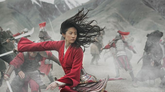 Photo du film Mulan