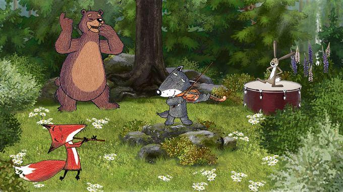 Photo du film Wolfy ! Et les loups en délire