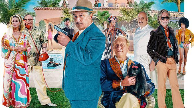 Photo du film Mystère à Saint-Tropez