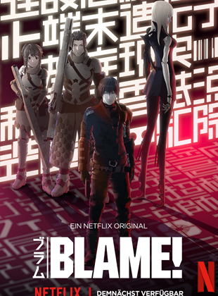 Bande-annonce Blame!