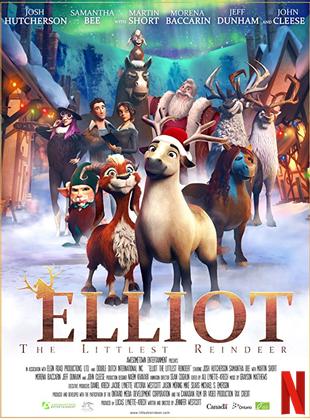 Bande-annonce Elliot, le plus petit des rennes