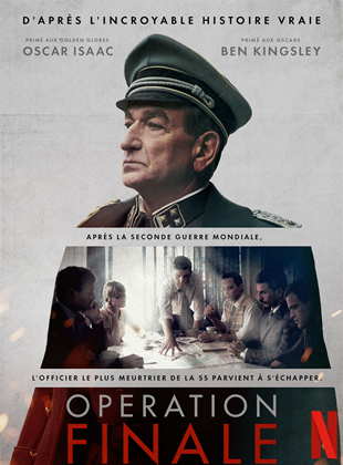 Bande-annonce Operation Finale