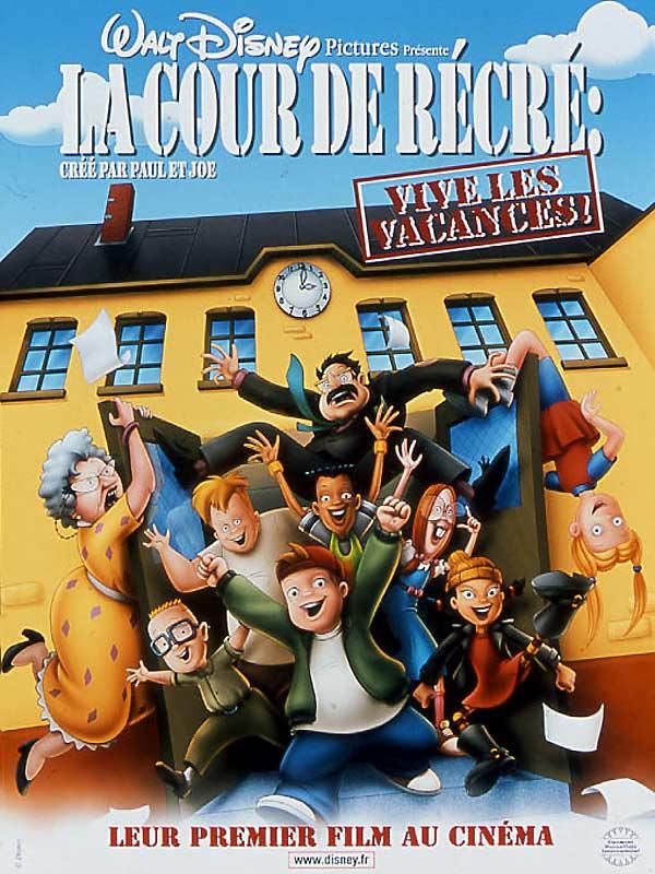 La Cour de Récré : Vive les Vacances ! [Disney -2001]  69199416_af