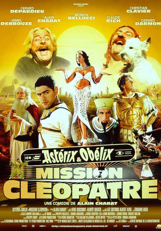 Achat Astérix et Obélix : Mission Cléopâtre en DVD - AlloCiné