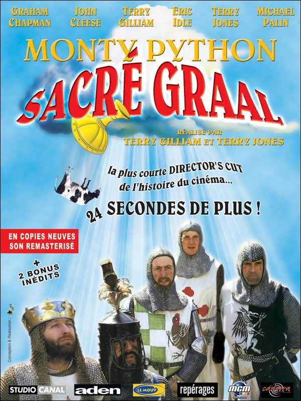 Télécharger Monty Python, sacré Graal TUREFRENCH Gratuit