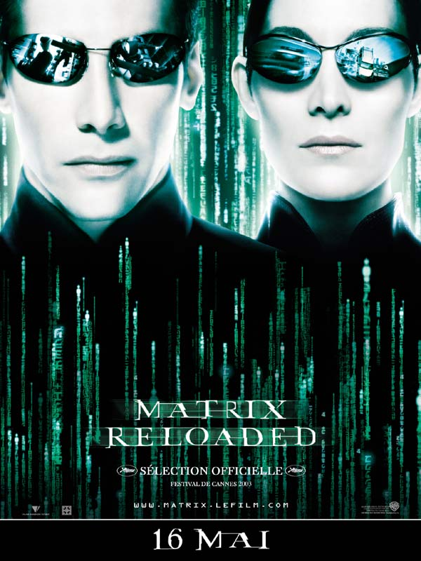 Achat Matrix Reloaded en DVD - AlloCiné