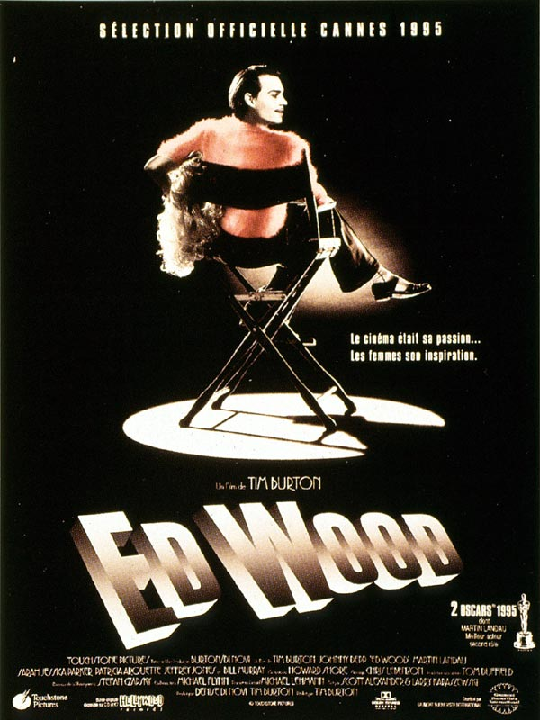 Télécharger Ed Wood HDLight 720p HD